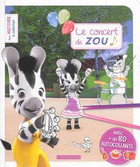 Le concert de Zou