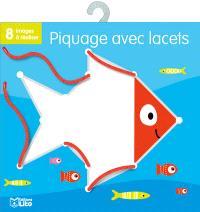 Le poisson : 8 images à réaliser