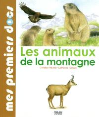 Les animaux de la montagne