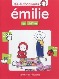 Les autocollants d'Émilie, Les chiffres
