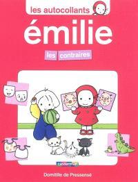 Les autocollants d'Émilie, Les contraires
