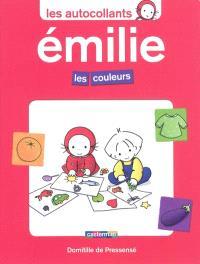 Les autocollants d'Émilie, Les couleurs