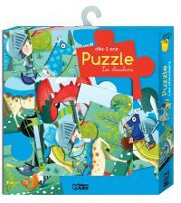 Les chevaliers : puzzle