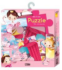 Les danseuses : puzzle