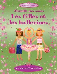 Les filles et les ballerines
