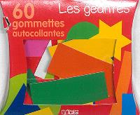 Les géantes : 60 gommettes autocollantes
