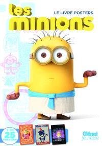 Les Minions : le livre posters