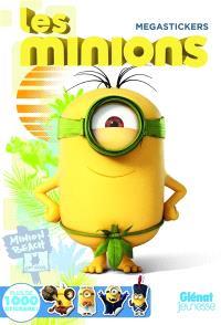 Les Minions : megastickers