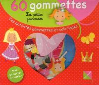 Les petites princesses : 60 gommettes