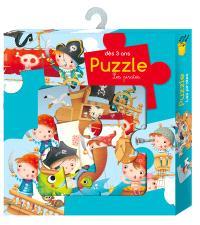 Les pirates : puzzle