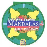 Les plus beaux mandalas pour enfants. Volume 4, Vert