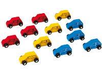 Les voitures en bois