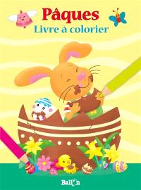 Livre à colorier : Pâques