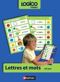 Logico, lettres et mots GS
