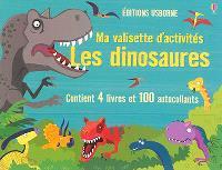 Ma valisette d'activités : les dinosaures
