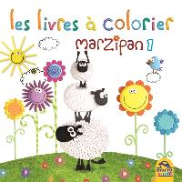 Marzipan 1 : les livres à colorier