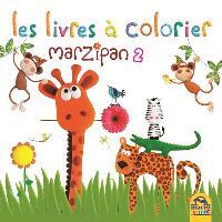 Marzipan 2 : les livres à colorier