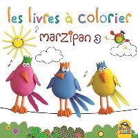 Marzipan 3 : les livres à colorier
