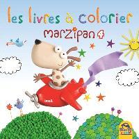 Marzipan 4 : les livres à colorier