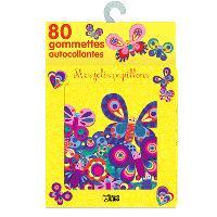 Mes jolis papillons : 80 gommettes autocollantes