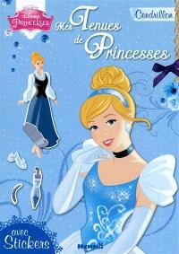 Mes tenues de princesses : Cendrillon