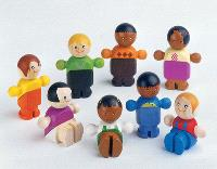 Mini personnages