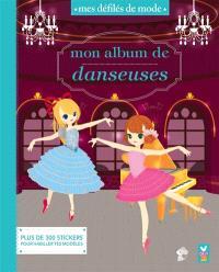 Mon album de danseuses