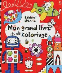 Mon grand livre de coloriage