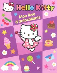 Mon livre d'autocollants Hello Kitty