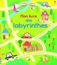 Mon livre des labyrinthes