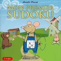 Mon premier sudoku : une histoire de Martin, Coralie, Juju
