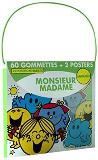 Monsieur Madame : animaux