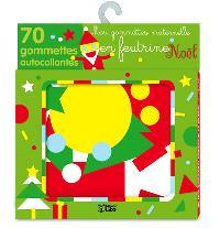 Noël : mes gommettes maternelle en feutrine