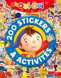 Oui-Oui : 200 stickers & activités