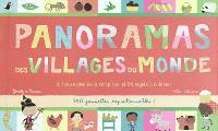 Panoramas des villages du monde : 8 frises géantes à compléter et 24 sujets à réaliser