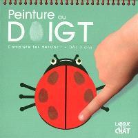 Peinture au doigt : complète tes dessins !