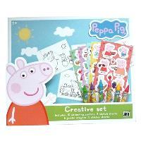 Peppa Pig : set d'activités