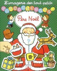 Père Noël : autocollants
