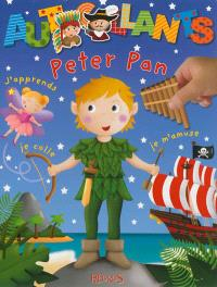Peter Pan : j'apprends, je colle, je m'amuse