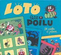 Petit Poilu : jeu de loto : 24 cartes à placer