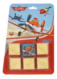 Planes : set de tampons
