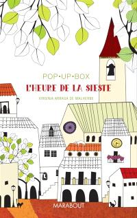 L'heure de la sieste : pop up box