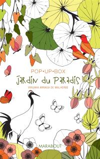 Jardins du paradis : pop-up box