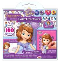 Princesse Sofia : coffret d'activités
