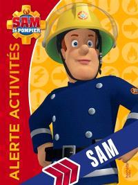 Sam le pompier : alerte activités : Sam