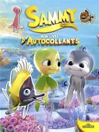 Sammy & Co : mon livre d'autocollants