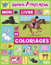 Sophie Thalmann : mon livre de coloriages