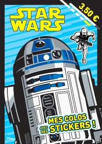 Star Wars : mes colos avec stickers ! : R2-D2
