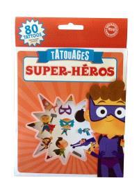 Super-héros : tatouages