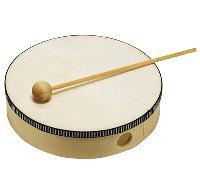 Tambourin de rythme